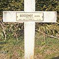 BOISSONOT Joseph