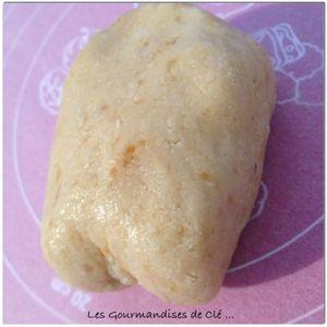 pâte pour calisson