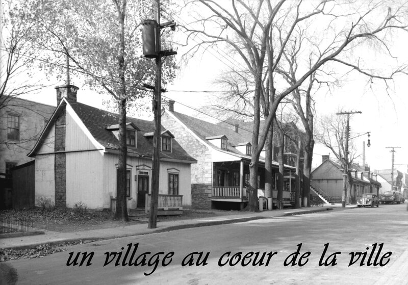 Village Côte-Saint-Louis A Edgar Gariepy BAnQ copie copy