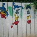 Undergarden: l'art des graffitis étendu à celui des jardins.