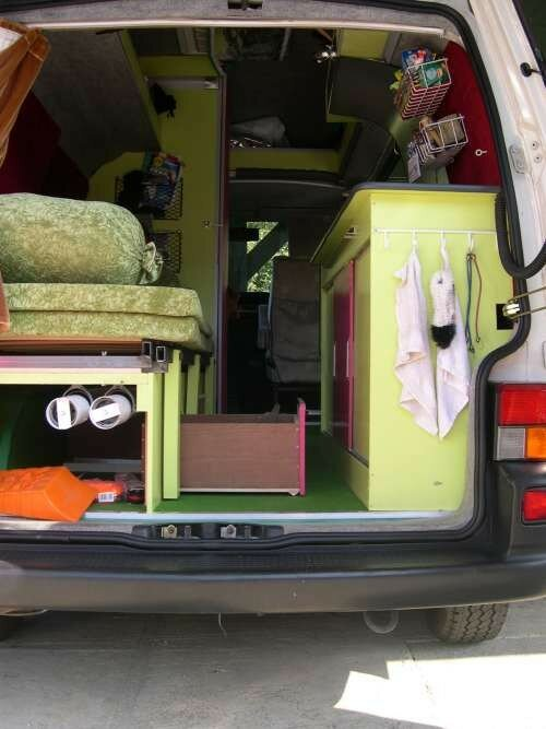 tiroirs amovibles combi volkswagen transporter t4 photo de 3 me am nagement t4 camping car. Black Bedroom Furniture Sets. Home Design Ideas
