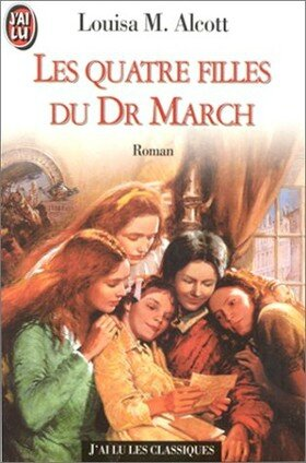 Les-4-filles-du-dr-march-Louisa-May-Alcott