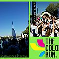 La color run, le run pour le fun