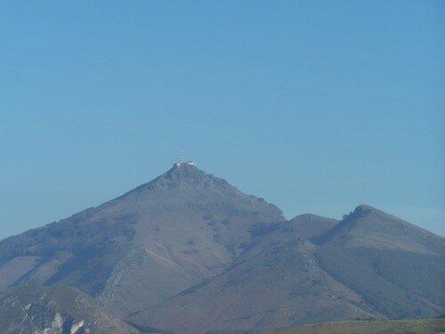 Mont du Calvaire-la Rhune