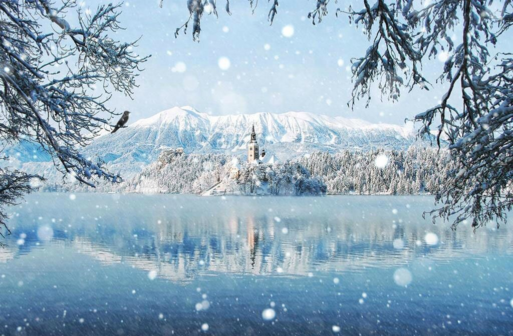 montagne-neige