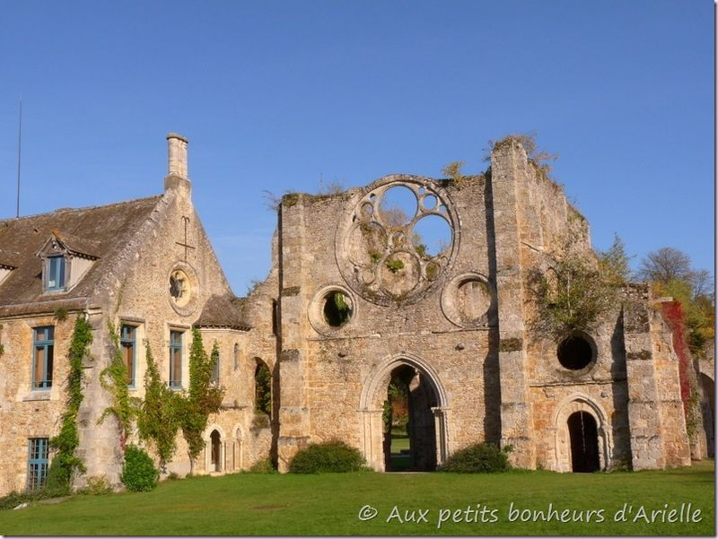 Abbaye des Vaux de Cernay (16)