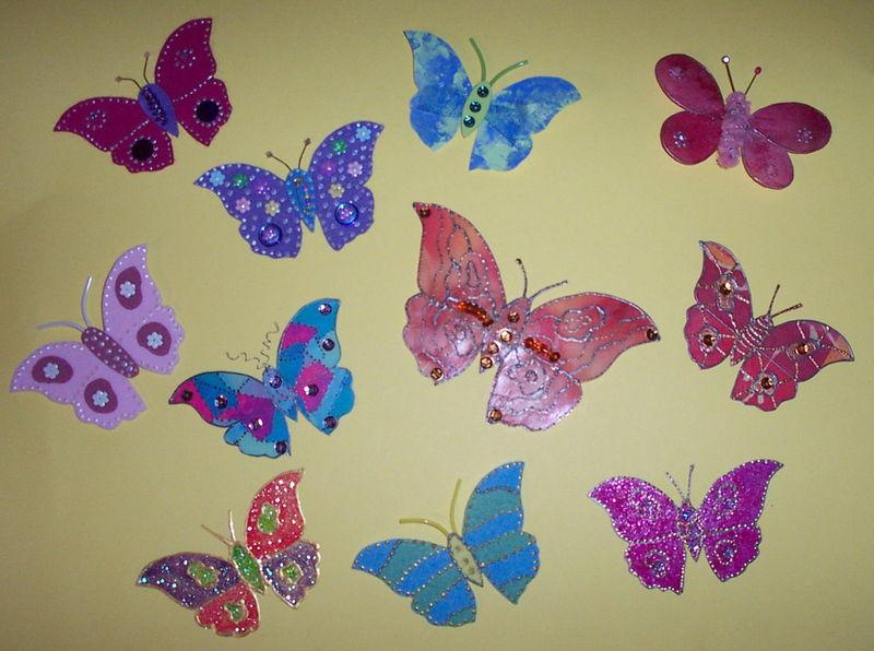 papillons!!!