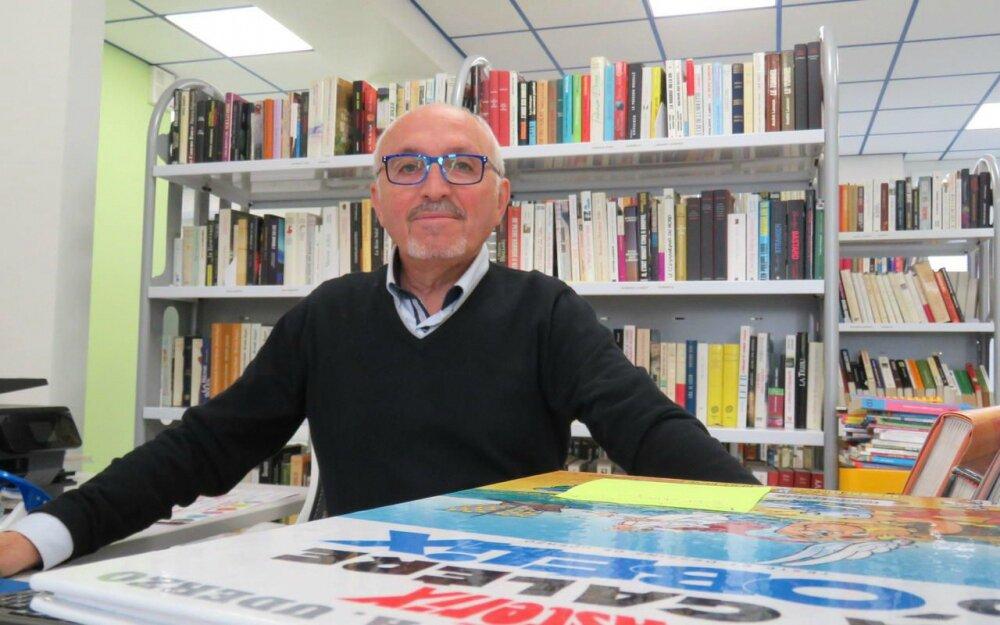 Grâce à lui, le village de Baillet-en-France a sa bibliothèque gratuite