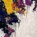 TACHISME 1957_Peinture_Francis