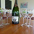 Une nouvelle série de verres