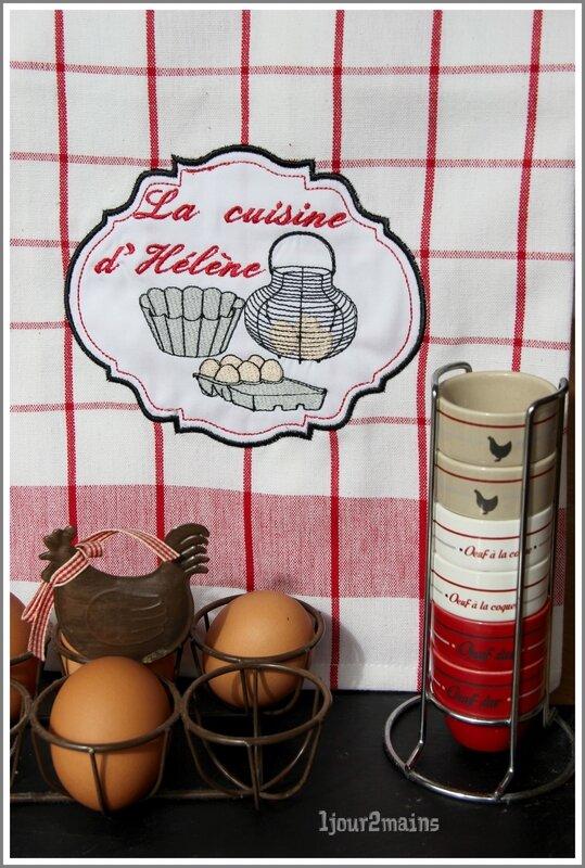 torchon cuisine hélène