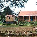 07-Livingstonia, maison coloniale avec dépendances