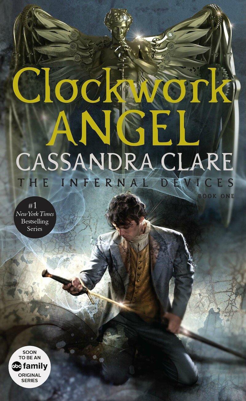 TID#1 Clockwork Angel 2015 edition
