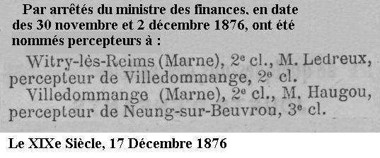 1876 PERCEPTEUR 12 17