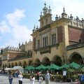 Cracovie : la plus grande place du marché en Europe!