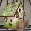 maison oiseaux