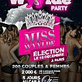 Election de miss wyylde