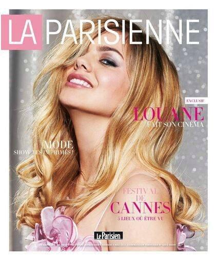 Parisienne mai 2015