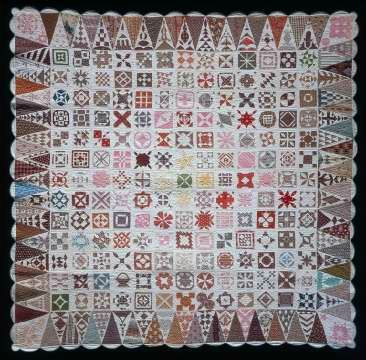 Le vrai quilt de Jane