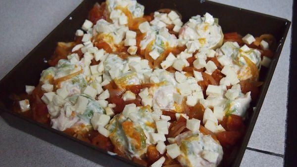 nids de lasagnes prêt à cuire-lesdelicesdemeli