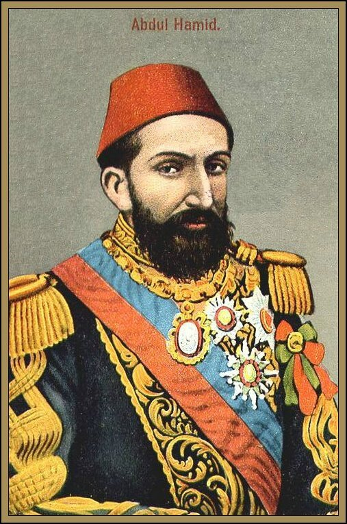 Abdul-Hamid II Sultan of Turkey-2