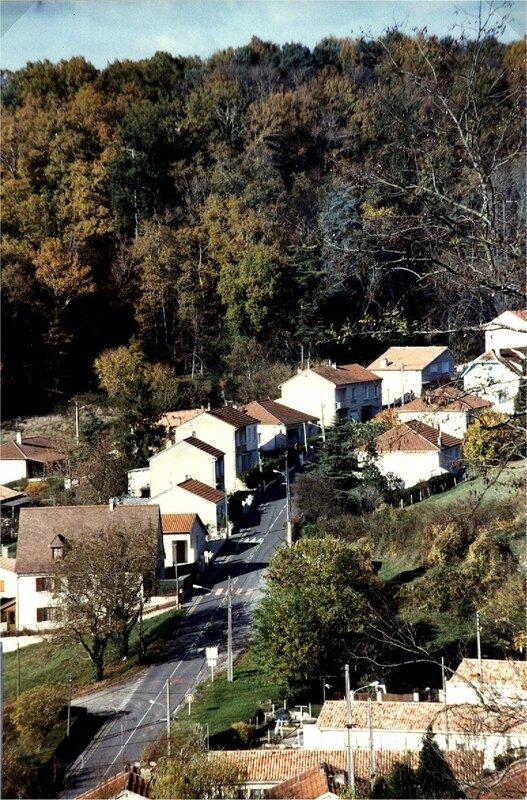 le hameau des Mazades