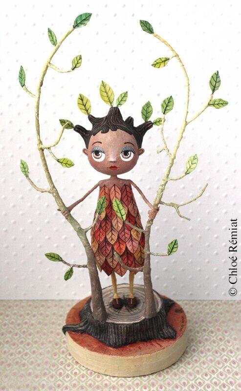 la petite guérisseuse d'arbre etsy 1
