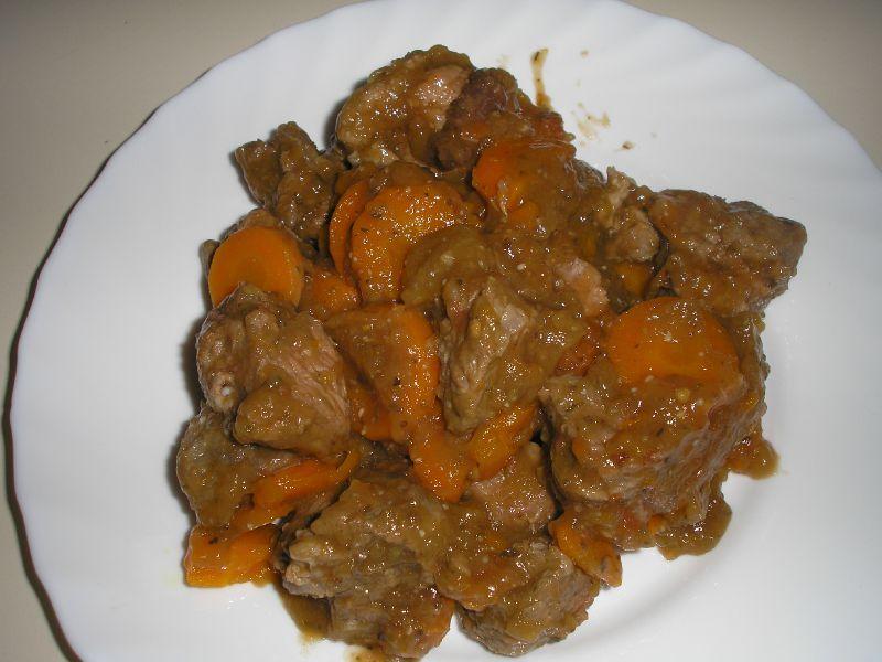 Carbonate de porc a la kalinka nourrir son corps et son esprit avec kalinka - Carbonade de porc grillee ...