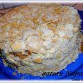 Gateau napoleon ( le tour du monde en 232 recettes )