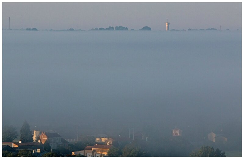 St Maixent couche brume matin 200915