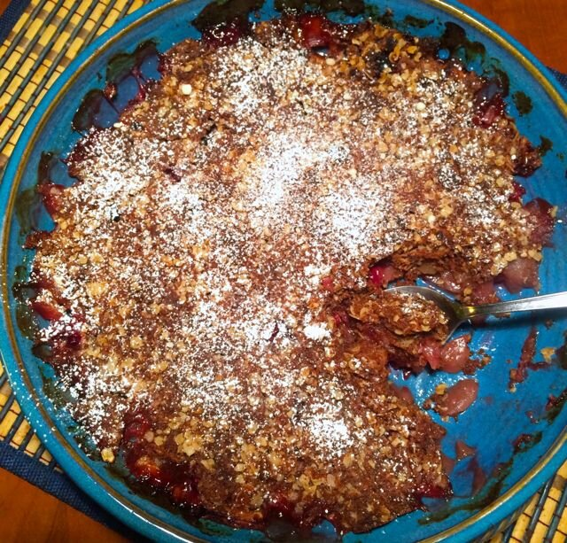 crumble-pommes-canneberges