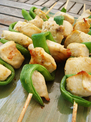 brochettes_poulet_pois_gourmands