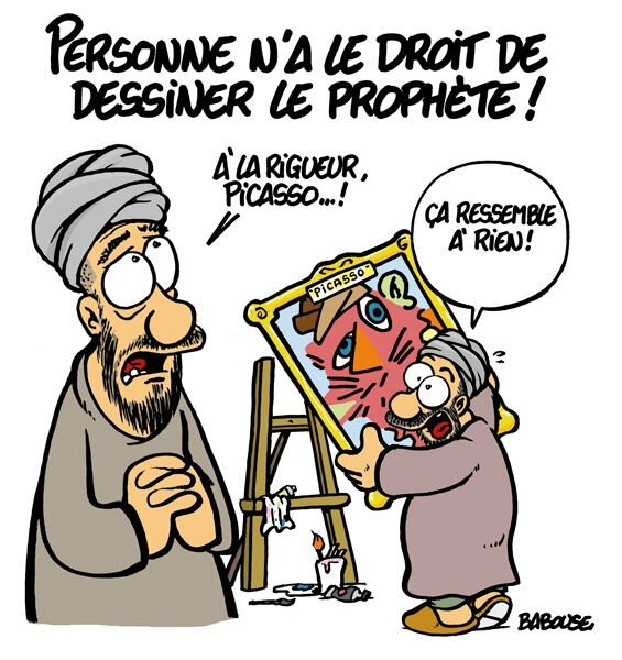 islam humour prophete mahomed