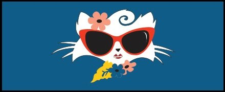 karl lagerfeld choupette at the beach 2