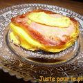 Omelette bacon a l emporte piece j'ai besoin de :