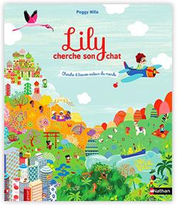 LilycherchesonchatCOUV250