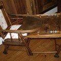 chaise d'enfants