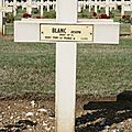 Soldat Joseph BLANC