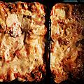 Lasagnes vapeur