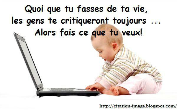 citation vie