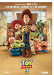 Toy Story 3 - Affiche américaine