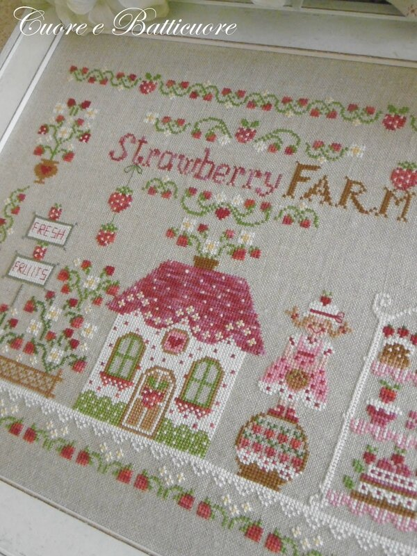 strawberry farm 3