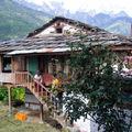Manali maison