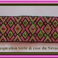 Inspiration Nevada vert rose