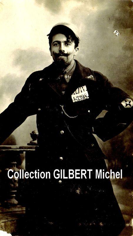 GILBERT René