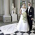 Types de encolure pour robes de mariée
