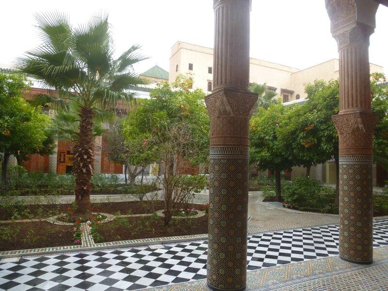 palais Dar El Bacha, lieux saints partagés (2)