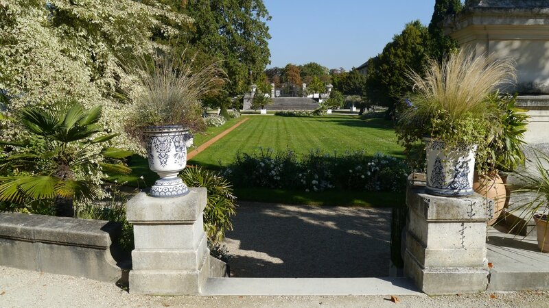 Jardin des Serres d'Auteuil (79)