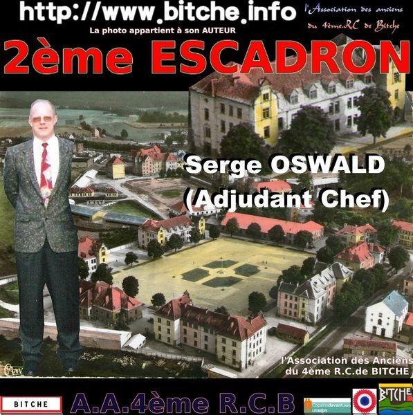 _ 0 BITCHE 2ème ESCADRON Serge OSWALD