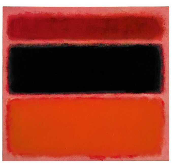 Mark Rothko's No. 36 (Black Stripe) leads Christie's Post-War and Contemporary Art Evening Sale
